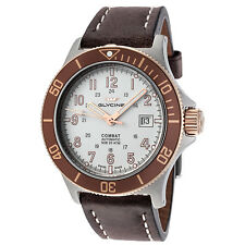 Glycine Men's 3908.34.C6.LB47BF Combat Sub Automatic 42mm - Free Extra Strap