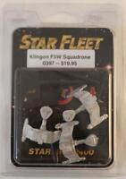 ADB SFB Mini  Klingon F5W Squadron Pack New