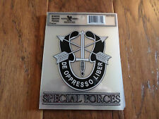 U.S Army Special Forces Window Decal Bumper Sticker Officially Licensed Product