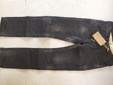 PRPS Japan Noir Men Jeans P59P03VBL Rambler Grey GRY size 33 x 34