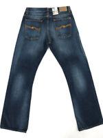 B-Ware | Nudie Herren Regular Bootcut Jeans | Regular Alf NJ2274 | W32 L34
