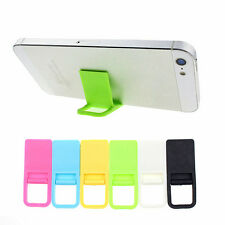 10Pcs Universal Cell Phone Desk Stand Holder For Samsung iPhone Mini PortableA