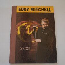 EDDY MITCHELL - EM LIVE 2000 - 2001 EDITION LIMITEE 2CD/1DVD