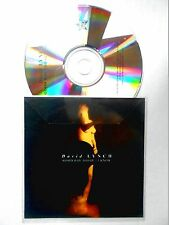 ★ ONLY FRENCH CD PROMO ★ DAVID LYNCH ALL REMIXES ! I KNOW + GOOD DAY TODAY...