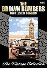 The Brown Bombers  N and C Luxury Coaches (DVD, 2006) NEW AND SEALED
