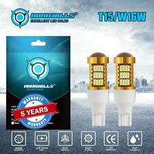 NEW T15 921 W16W Wedge Super White 56SMD 2835 LED Backup Reverse Lights
