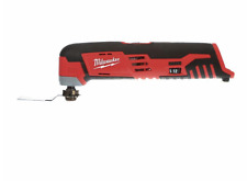 NEW Milwaukee M12 Cordless Multi Tool 12v Lithium Ion Oscillating Jobsite Tool