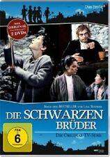 DIE SCHWARZEN BRÜDER - ( ORIGINAL TV-SERIE ) - 2 DVD - NEU!!