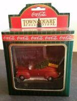 Coca Cola Town Square Collection Convertible Ornament 1996 New