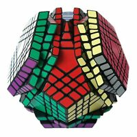Shengshou Teraminx   - Magic Cube  Puzzle - Black