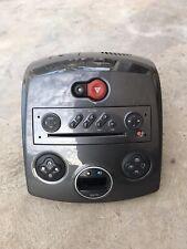 Plancia Stereo Completa Di Centralina Stufa RENAULT CLIO III Le Iene Anno 05 10