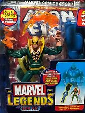 NEW - IRON FIST - MARVEL LEGENDS Action Figure - Apocalypse Series 2005 TOY BIZ