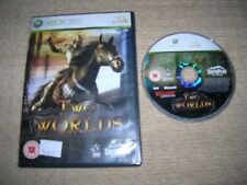 TWO WORLDS  - Rare XBOX 360 Game