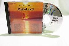 Enzo Stuart 1 A Tribute to Mario Lanza Music CD 9032 Love Songs 2012 Opera