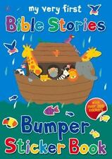 My Very First Sticker Bks.: My Very First Bible Stories Bumper Sticker Book...