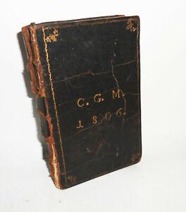 Bußfertig - erscheinende Sünder Buße Beicht 1806 Bejamin Schmolkens Zwickau (B4