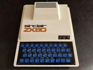ULTRA RARE VINTAGE SINCLAIR ZX80 COMPUTER SYSTEM (GC)