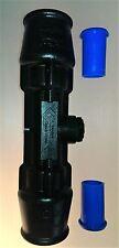 E3785-TALBOT MDPE 25mm DOPPIA VALVOLA DI RITEGNO-Borsa di 10