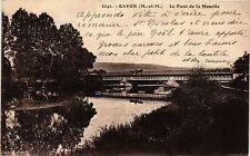 CPA  Bayon - Le Pont de la Moselle  (483743)