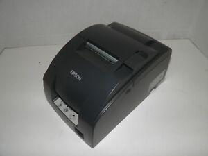 NEW EPSON TM-U220-i M188B VGA POS Receipt /Kitchen Printer Direct connect Bundle