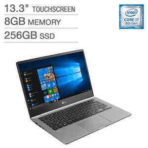 NEW LG Gram 13Z980-A.AAS6U1 Laptop Notebook i7 8GB 256GB SSD 1080p