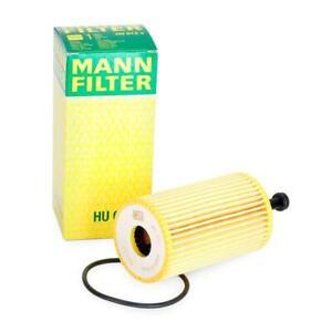 Mann-filter Oil Filter HU612X fits Peugeot 307 3A/C 1.6 16V 2.0 16V