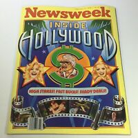 VTG Newsweek Magazine February 13 1978 - Inside Hollywood / Newsstand / No Label