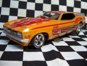 1971 LA Hooker Ford Mustang 1:18th NHRA Funny Car