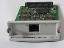Hewlett Packard JetDirect 610N - J4169A - EIO Printer Network Card L@@K