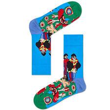 Happy Socks Women's Crew Socks - The Beatles Pepperland