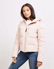 Parajumpers Kegen Womens Down Jacket Coat Pink Size Medium NWT $850