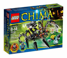 BRAND NEW SEALED LEGO Chima 70130 Sparratus' Spider Stalker RETIRED