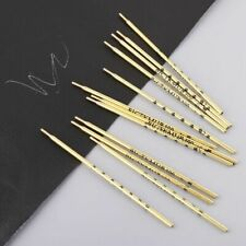 12pcs/box Silver Refill Pen For Leather Marking Hide Marker Writing on Leather