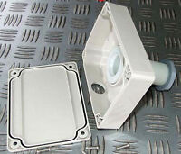 ROOF MULTIPLE CABLE ENTRY GLAND SOLAR SATELLITE AERIAL accepts 5 dome top glands