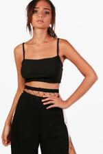be31d9a54aea4d Square Neck Cropped Tops   Shirts for Women for sale
