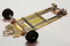 Slot car chassis F1  Retro 1/24th  Bartos Chassis   IRRA legal