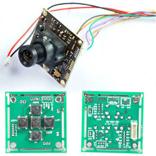 FPV  Super HAD II CCD 700TVL Sony OSD Control Panel WDR Board Camera+3.6mm lens