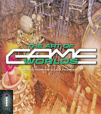 THE ART OF GAME WORLDS by Dave Morris : WH1-R2 : PBL345 : NEW BOOK