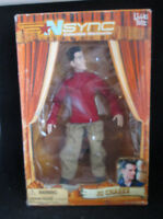 NSync JC Chasez Living Toys Marionette Doll in Box