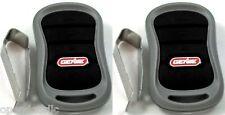 Genie G3T-BX 2PACK 3-Button Intellicode II Garage Door Mini Remote 315mhz 390mh