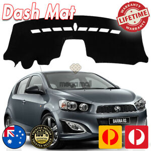 DASHMAT FOR HOLDEN BARINA - SPARK/MJ MY10 - MY13 10/2010-12/2015 DASH MAT