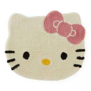 Hello Kitty Bath Mat Floor Room Mini Rug Bathroom Bathmat Sanrio Japan E7076
