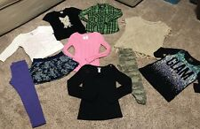 Lot - Girls Justice Size 10 (10 Items) Euc!