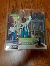 Jimi hendrix action figure mcfarlane 2003 Woodstock