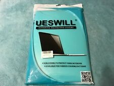 Lap Top Notebook Hard Case cover UESWILL 15 INCH Slim US Retina Turquoise