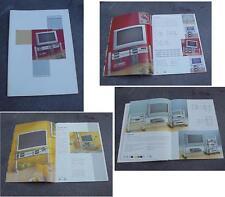 Spectral Hi-Fi Möbel Prospekt 2002/03 mit Preisliste