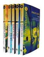 Philip K Dick 5 Books Science Fiction Classic SF Masterworks New