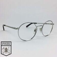 208b34d4751 SPECSAVERS eyeglasses ROUND CHROME WIRE FRAME frame MOD  30472884