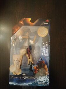 Pirates Of The Caribbean Gibbs Misprint Package. VERY RARE!!!
