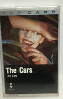 Vintage 1978 THE CARS - Self Titled ~ Rock Music Cassette Tape